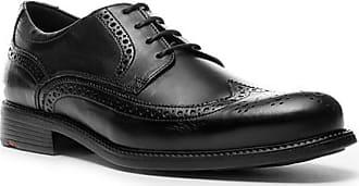 Lloyd Herren Schuhe Budapester Tampico, Kalbleder, schwarz