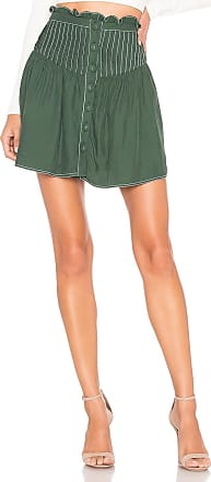 Tularosa Kit Skirt in Green