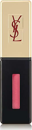 Yves Saint Laurent Beauty Rouge Pur Couture Lip Lacquer Glossy Stain - Rose Tempura 13 - Pink