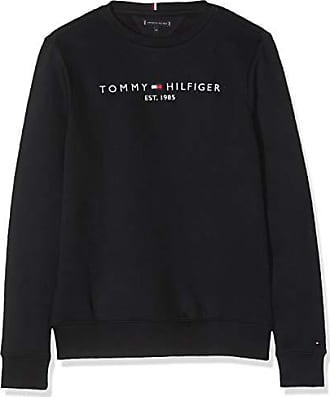 Th Ess Hilfiger Hoodie Ls Sweat Shirt, (Red Clay Xb6), XX Small Femme