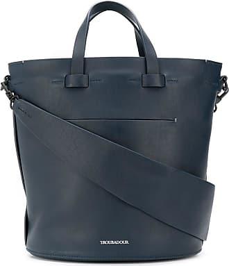 Troubadour Taschen Bolsa oval Contour - Azul