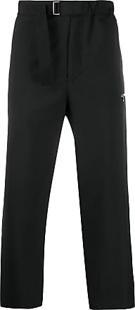 OAMC high-waisted trousers - Black