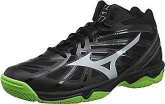 Mizuno Voleibol Zapatos Tornado X blancoo oro Negro Us10
