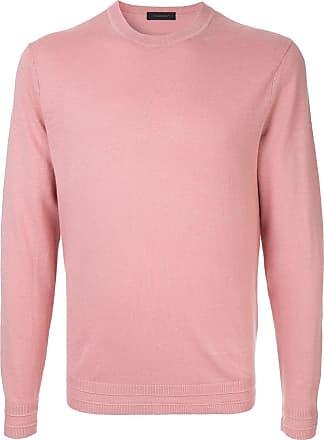 Durban Suéter decote careca - Rosa