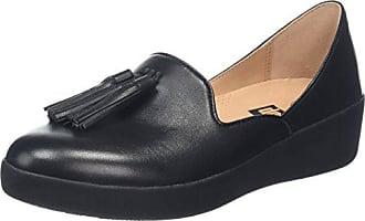 729bdc240c13 FitFlop Damen Tassel Superskate Dorsay Loafers Slipper