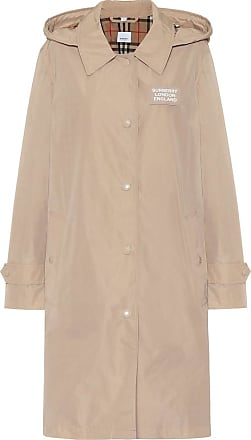 Burberry Pimlico taffeta car coat