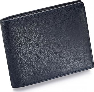 Acotis Limited Fred Bennett Blue Leather Wallet Box W010