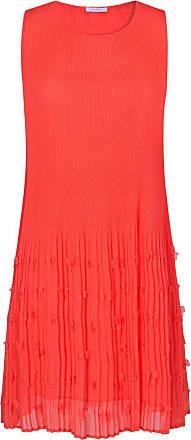 Riani Plisseekleid (Orange) - Damen
