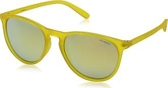 Polaroid Unisex-Adults Pld 6003/N Lm Pvi Sunglasses, Amarillo, 54