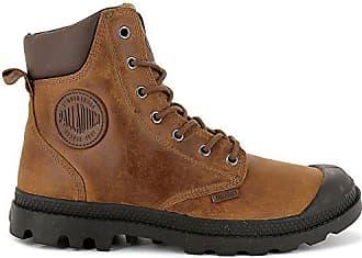 746b88f5a39f62 Palladium Unisex Pampa Cuff WP Lux Braun Stiefel Boots Größe 38
