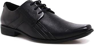 Ferracini Sapato Masculino Ferracini Social Chile Couro Legítimo