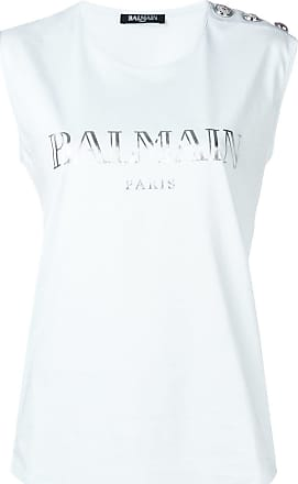 fbaeeb39 Women's Balmain® T-Shirts: Now up to −60% | Stylight