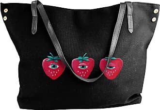 Juju They Call Me Cry Berry Womens Classic Shoulder Portable Big Tote Handbag Work Canvas Bags