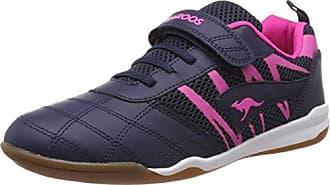 8fba2d6675 Kangaroos Court Comb Ev, Chaussures Multisport Indoor Mixte Enfant, ((DK  Navy/