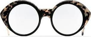 Fakbyfak Designer glasses orphium model 2. optic. black smoke havana