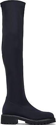 Giuseppe Zanotti Giuseppe Zanotti Woman Neoprene Thigh Boots Black Size 40