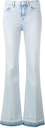 7 For All Mankind Calça jeans flare San Clamente - Azul