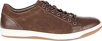 Hush Puppies Mens Tygo Commissioner Oxford Brown 11.5 W US