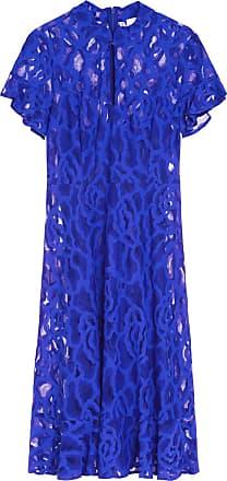Damsel in a Dress Spitzenkleid LULU - BLAU