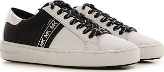 Michael Kors Sneaker für Damen, Tennisschuh, Turnschuh Günstig im Sale, Weiss, Leder, 2019, 35 35.5 36 36.5 38 38.5 39 39.5 40 41