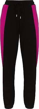 Ninety Percent Joggers con banda laterale - Di colore nero