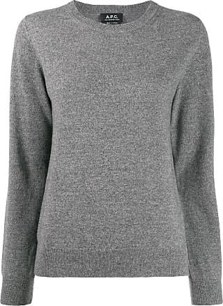 A.P.C. Suéter de cashmere - Cinza