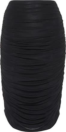 Norma Kamali Gathered skirt