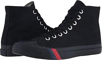 7cf3feaaf6c Keds Pro-Keds Royal Hi Classic Canvas (Black Black) Mens Shoes
