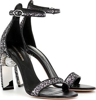 Nicholas Kirkwood Meava glitter sandals