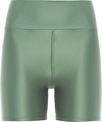 Body for Sure Short Liso Bolso - Verde