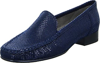 Jenny Womens 22-50137-96 Loafer Flats Blue Blue (Blue) Blue Size: 6.5 UK