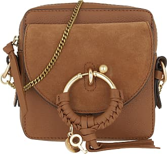 See By Chloé Cross Body Bags - Joan Camera Bag Leather Caramello - cognac - Cross Body Bags for ladies