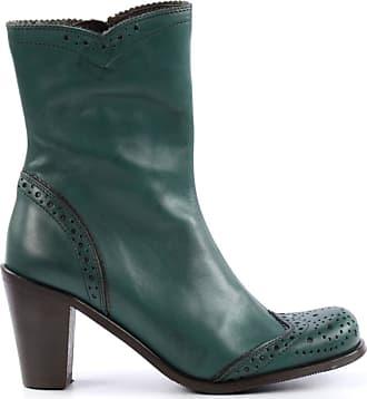 Damen Stiefel, seegrün, 38