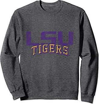 Venley LSU Tigers Womens NCAA Fashion Football Sweatshirt lsut1045