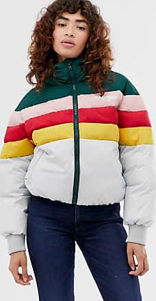 Wrangler Wranger - Rainbow - Cappotto imbottito corto-Multicolore