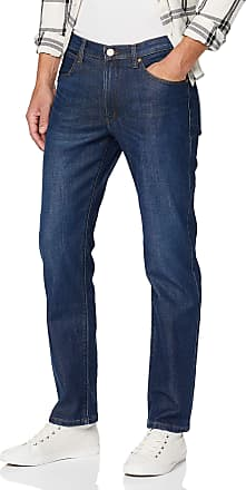 Wrangler Mens Arizona Straight Jeans, Blue (Z(H) Ero Dark Z), W34/L32 (Size: 34/32)