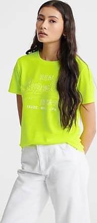 Superdry T-shirt con Logo Vintage con profilo stile pop