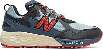 New Balance Trail Fresh Foam Crag V2 Sneaker für Damen | schwarz/grau