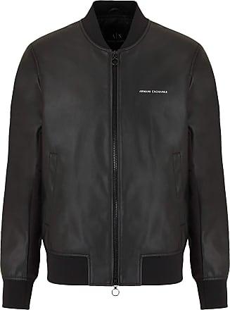 A X Armani Exchange Jackets Men Medium Black
