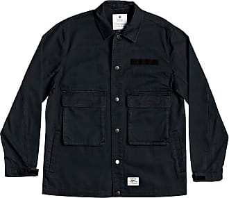 DC Shoes Admiral ADYJK03069 Mens Work Jacket - Black - XX-Large