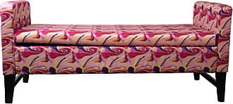 ORE Ore International Floral Storage Bench