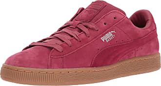 super popular bb49b 4c578 Puma Mens Basket Classic Weatherproof Sneaker, Tibetan Red, 8.5 UK