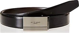 df0fd50a69d5 Azzaro Azzaro Z1321450 - Ceinture - Homme - Multicolore (Noir Marron) - FR