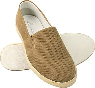 Zerimar Espadrilles Mens | Espadrilles Mens Leather | Mens Slip on Casual Flat Espadrilles | Espadrilles Alpargata | Mocassins Espadrilles Leather | Mens Casu