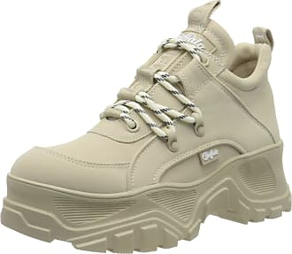 Buffalo Matrics Ct, Womens Hi-Top Trainers, Beige (Beige 000), 6.5 UK (40 EU)