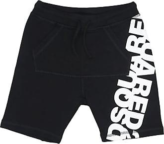 Dsquared2 Korte broeken - Zwart