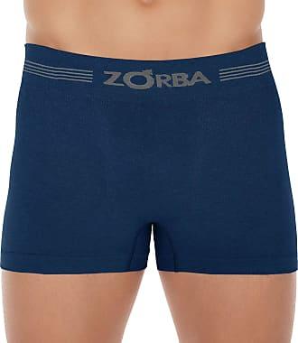 Zorba Cueca Boxer Seamless Free,Zorba,Masculino,Marinho,GG