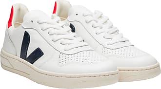 Veja Sneaker aus Leder in Perlmuttweiß Weiß für Damen, Größe 40 e3540f4400