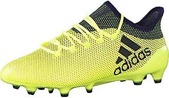 hot sale online 23b71 e21c4 adidas Herren X 17.1 FG Fußballschuhe grün, 48 EU