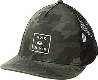 the best attitude 3f2d2 7a68a Quiksilver Mens CLIPSTER Trucker HAT camo 1SZ